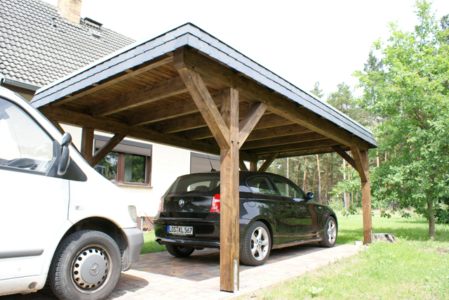 bilder flachdachcarports foto galerie flachd cher von novum carport. Black Bedroom Furniture Sets. Home Design Ideas