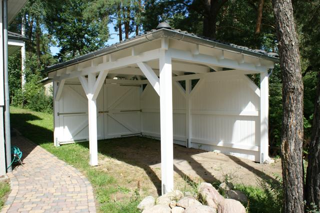 Bilder walmdachcarports foto galerie walmdächer von novum carport