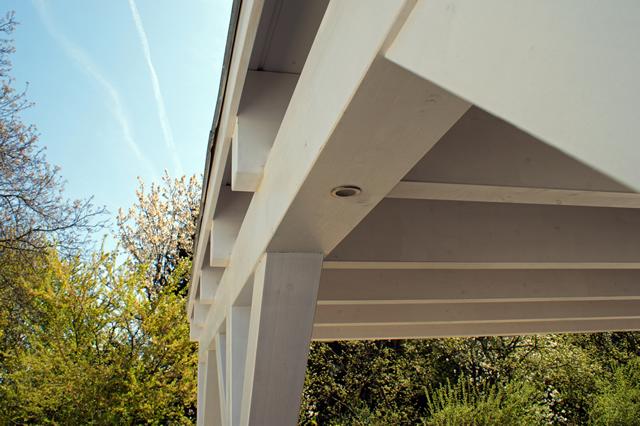 Bilder Flachdachcarports - Foto-Galerie Flachdächer von Novum Carport
